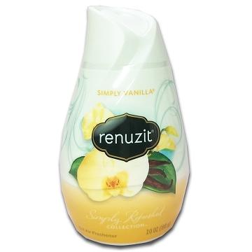 Renuzit 調節長效型空氣芳香劑-香草淡奶油198g