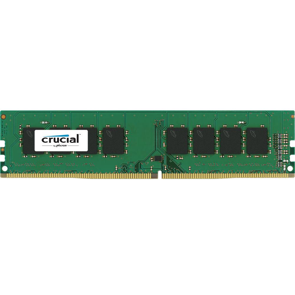 美光 Micron Crucial DDR4 2400 16GB 紅散熱片 桌上型 RAM 記憶體