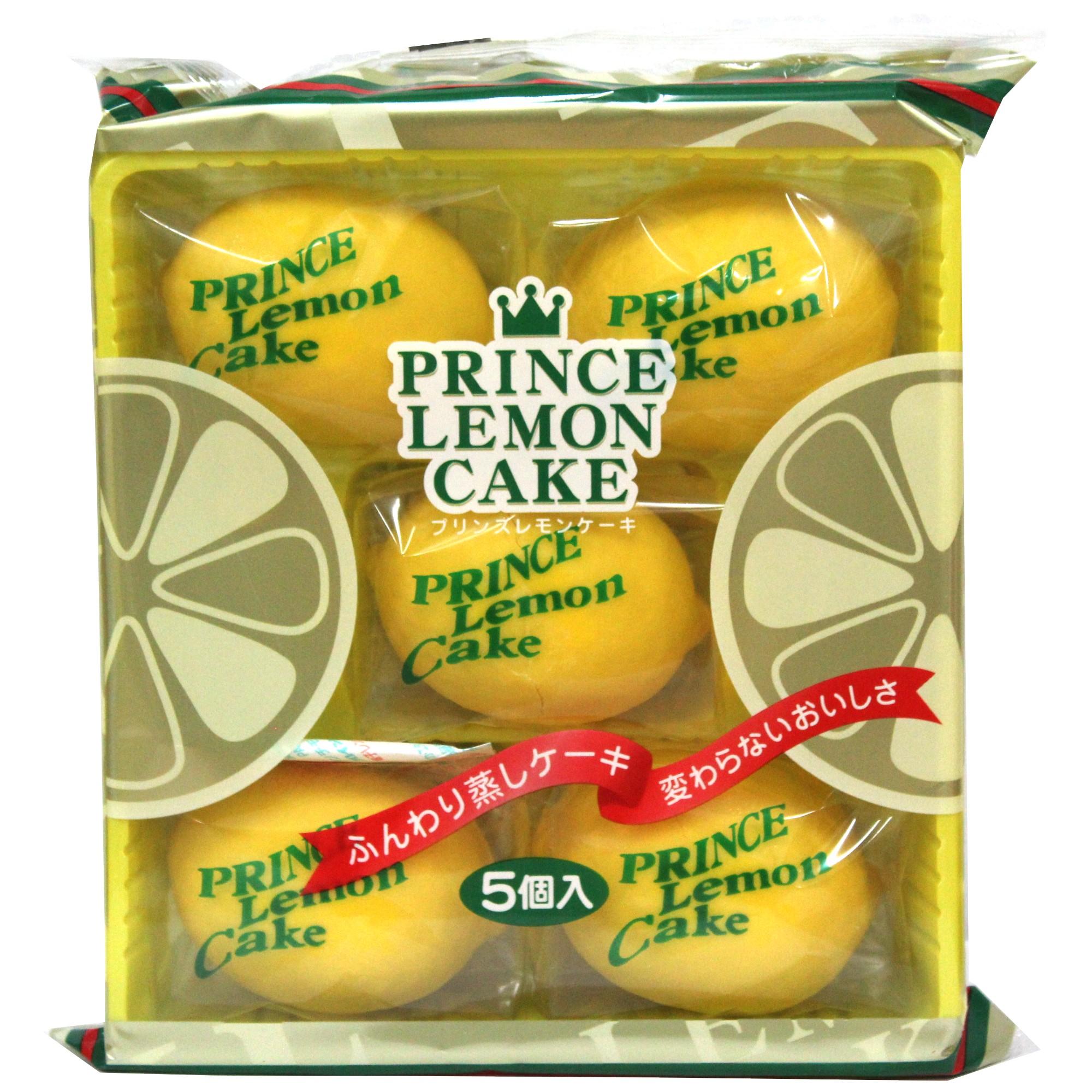 maruto 丸多王子檸檬蛋糕(30g x 5) 150g