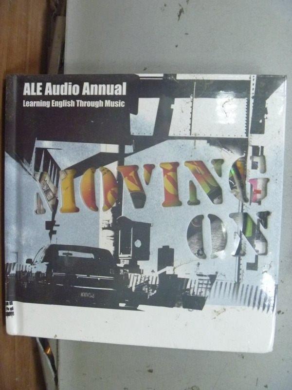 【書寶二手書T8/音樂_IST】Ale Audio annual_Moving on_未拆封