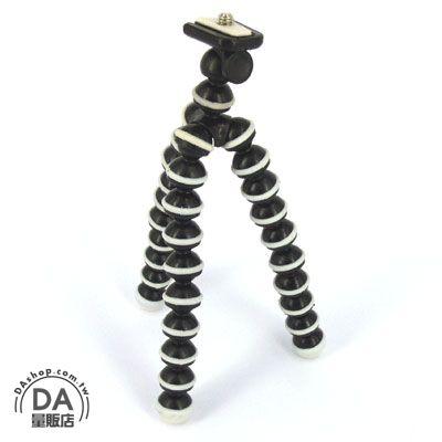 《DA量販店》抓力超 八爪章魚 三腳架 快拆雲台 巧小方便攜 可以調任意角 小 (36-195)