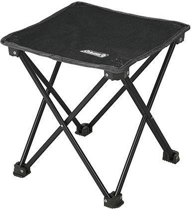 Coleman 輕便摺疊凳/露營椅/折疊椅/折椅 CM-21982M000 黑/台北山水