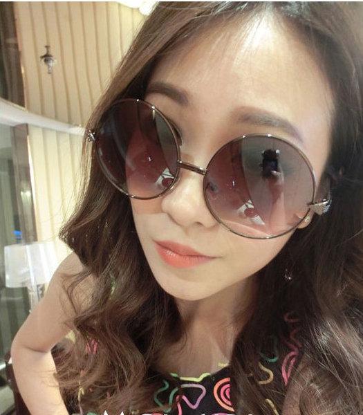 日韓新款 金属太陽眼鏡女明星款男士太陽眼鏡雷朋墨鏡 M87/單售