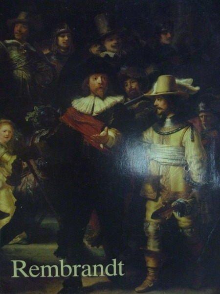 【書寶二手書T8/藝術_YGK】Rembrandt_1606~1669