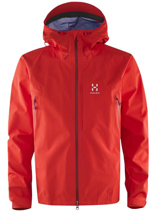 【鄉野情戶外專業】 HAGLOFS |瑞典| ROC GORE-TEX 透氣防水外套 女款/輕量風雨衣 登山外套 滑雪外套/602087