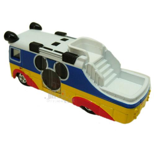 【唯愛日本】14032300011 限定樂園小車-夢巡洋艦 TOMY多美小汽車 模型車