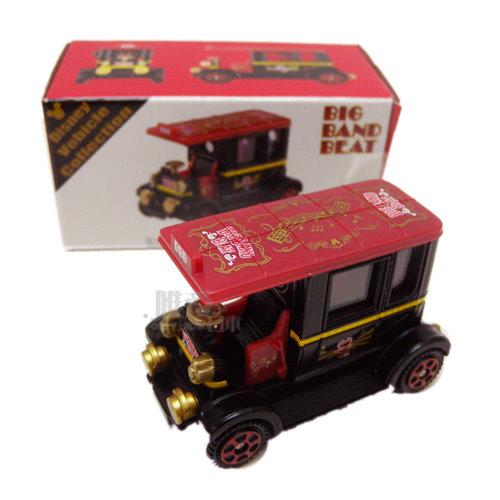 【真愛日本】 14032300012 限定樂園小車-BBB車 迪士尼樂園 TOMY多美小汽車 模型車