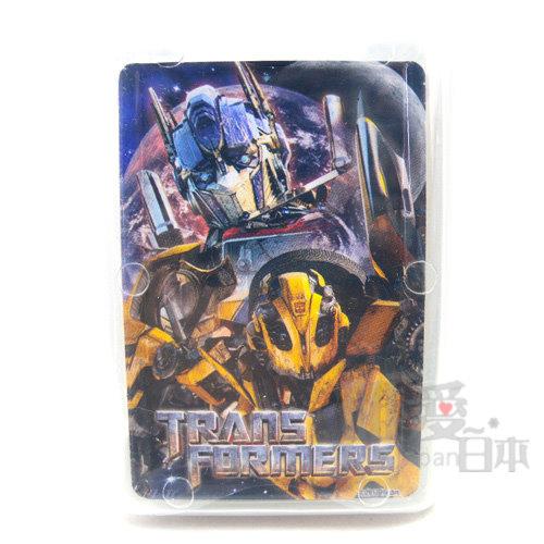 ~*唯愛日本*~D11062100006~*熱門電影 Transformers 變形金剛3撲克牌 台灣製