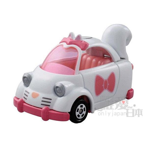 【唯愛日本】14053000004 夢幻金龜車-瑪莉貓 迪士尼 瑪莉貓 Marie cat 玩具車 擺飾車 裝飾車