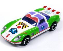 【唯愛日本】14083000002 TOMY巴斯光年賽車 迪士尼 玩具總動員 玩具車