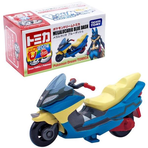 【唯愛日本】14091600009 TOMY神奇寶貝藍狐 路卡利歐 神奇寶貝 Pok?mon ?????????