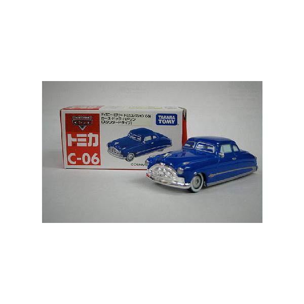 【唯愛日本】14100200005 TOMY車-韓大叔C06 迪士尼 Cars 汽車總動員 閃電麥坤 韓森黃蜂