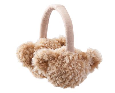 【真愛日本】 14101400014  經典造型保暖絨毛耳罩-達菲   雪莉玫 Duffy 達菲熊&ShellieMay
