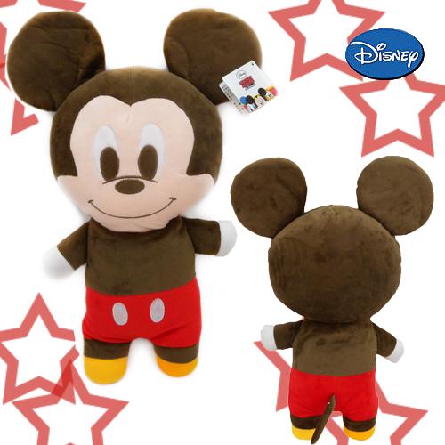 【唯愛日本】15010100020  3號全身長抱枕45CM米奇 迪士尼 米老鼠米奇 米妮 靠枕 娃娃 玩偶 正品
