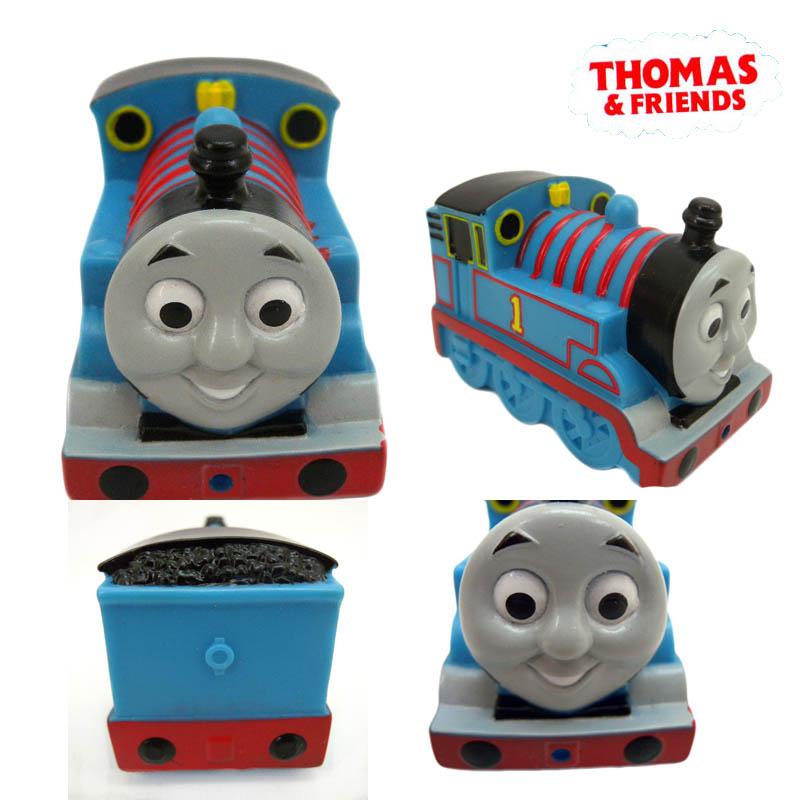 【唯愛日本】15020300019 歡樂噴水玩具-湯瑪士 三麗鷗家 湯瑪士 小火車 正品 限量