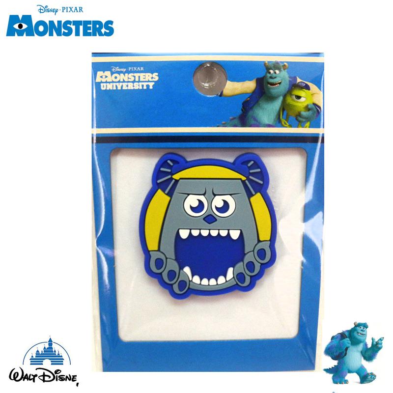 【唯愛日本】15021400031 造型磁鐵-毛怪 迪士尼 怪獸電力公司 怪獸大學 文具 正品 限量