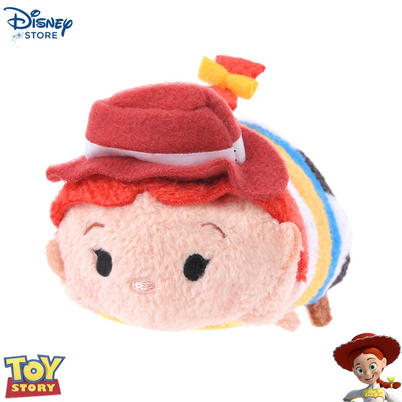 【真愛日本】15030700010 限定DN茲姆茲姆娃S-翠絲 迪士尼 玩具總動員 TOY 娃娃 玩偶 手機擦 正品 限量 預購