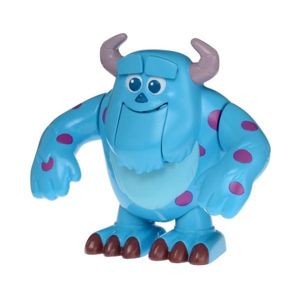【真愛日本】15041700052 發條公仔-毛怪 迪士尼 怪獸電力公司 怪獸大學 玩具 正品 限量