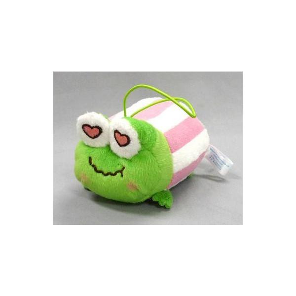 【真愛日本】15051900026 TSUM吊飾LINE-KR 三麗鷗家族  Keroppi 大眼蛙 皮皮蛙 飾品 娃娃 正品 限量