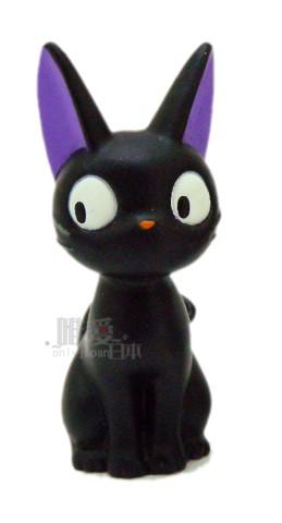 【真愛日本】12022000064   指套娃娃-黑貓奇奇   魔女宅急便 黑貓 奇奇貓 日貨