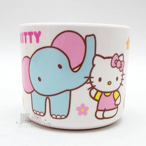 【真愛日本】12051700003 單手杯-與動物 三麗鷗 Hello Kitty 凱蒂貓 牛奶杯 水杯 果汁杯