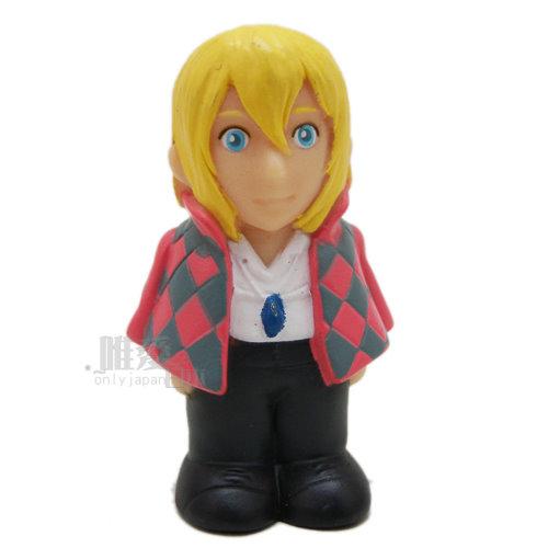 【真愛日本】13112300001 指套娃娃-霍爾人形 霍兒的移動城堡 手指娃娃 公仔 正品