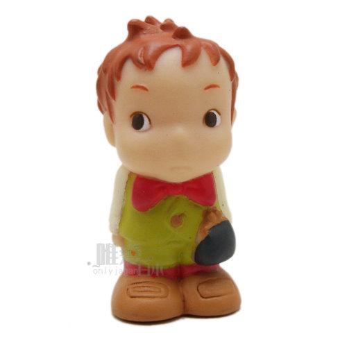 【真愛日本】13112300009 指套娃娃-馬盧克 霍兒的移動城堡 手指娃娃 公仔 模型 正品