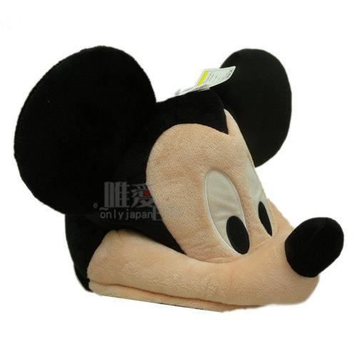 【唯愛日本】15020100061  娃娃造型帽-米奇 迪士尼 造型帽 毛帽 變裝帽
