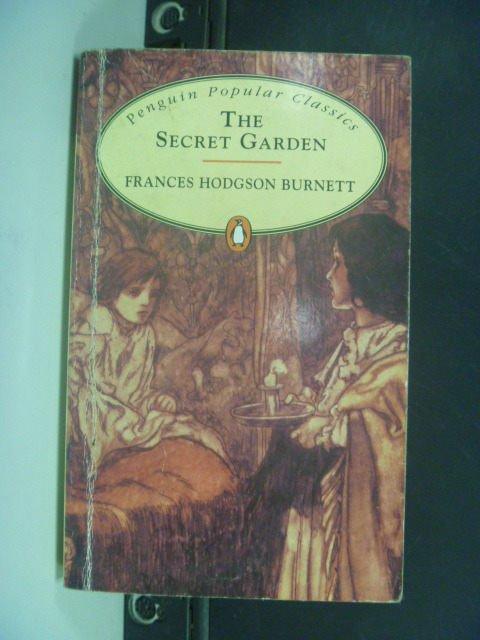 【書寶二手書T7/原文小說_IKS】The Secret Garden _BURNETT