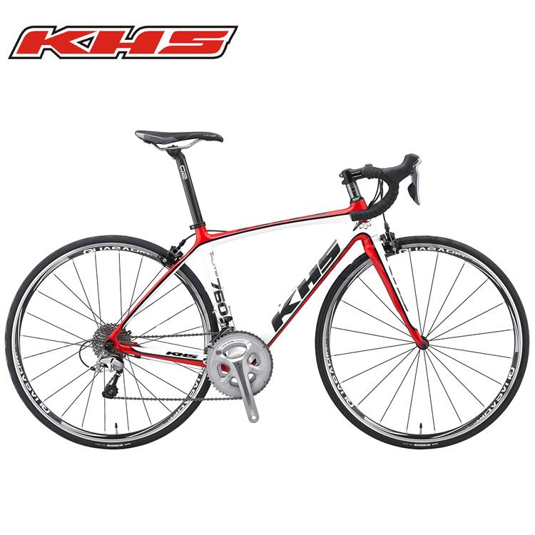 KHS 22速公路車Flite 760 / 城市綠洲(功學社.自行車.腳踏車.台灣製造.MAXXIS)