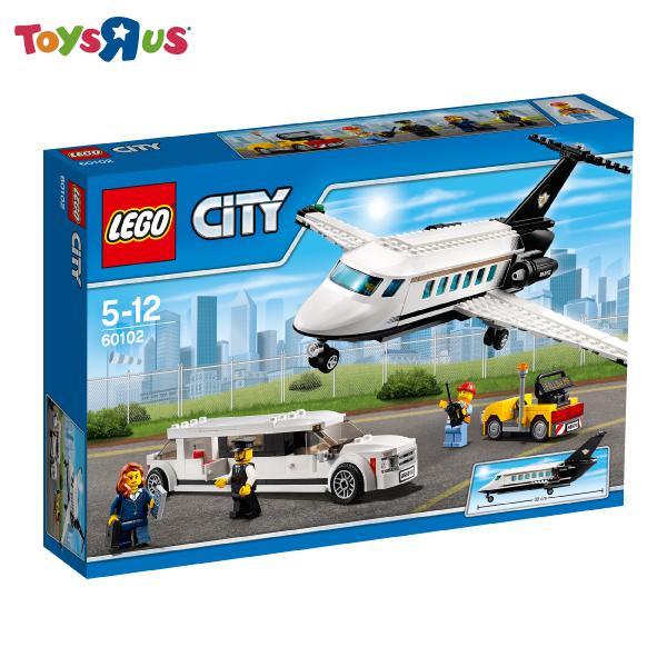 玩具反斗城 樂高 LEGO  機場 VIP 貴賓室-60102***