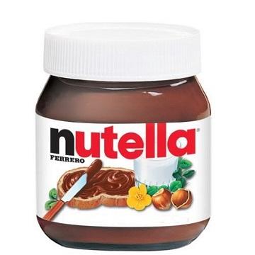 Nutella 能多益 榛果可可醬-1罐(180g/罐)【合迷雅好物商城】