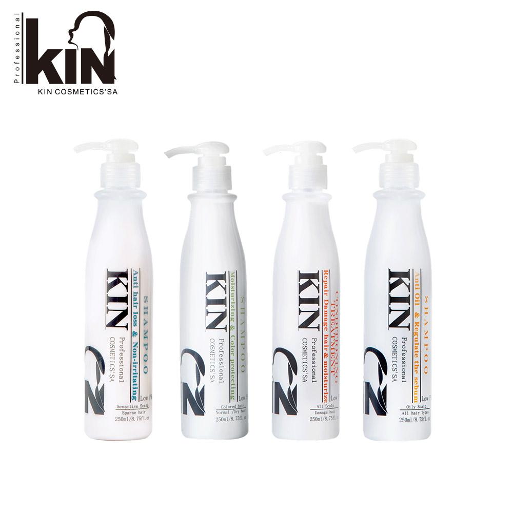 【Kin卡碧絲】還原酸蛋白洗髮精/護髮素250ml (四款任選)