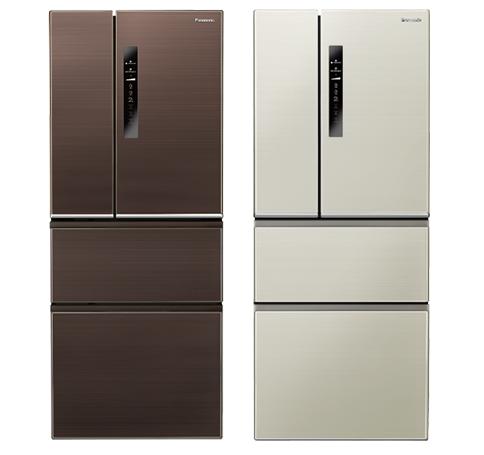 Panasonic 國際牌 NR-D508NHV 無邊框變頻四門冰箱(500L)★指定區域配送安裝★
