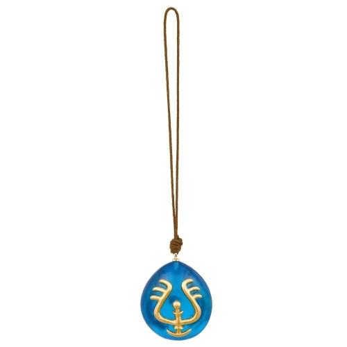 【真愛日本】15111300050 吊飾-天空石藍 守城機器人 LAPUDA 天空之城 吊飾 鑰匙圈 飾品
