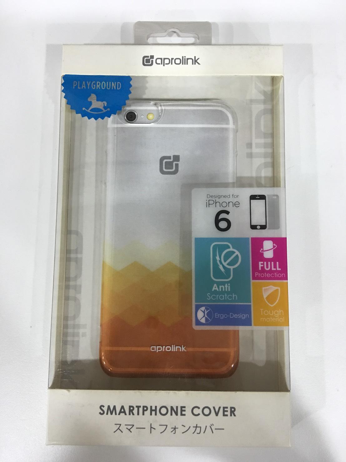 【星欣】IPhone 6 / 6s 4.7吋 童趣系列漸層保護殼-菱格保護殼 透明 硬殼 手機背蓋 直購價