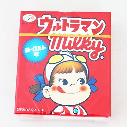 [敵富朗超市]不二家超人Peko娃娃牛奶糖-盒裝(25.5g)