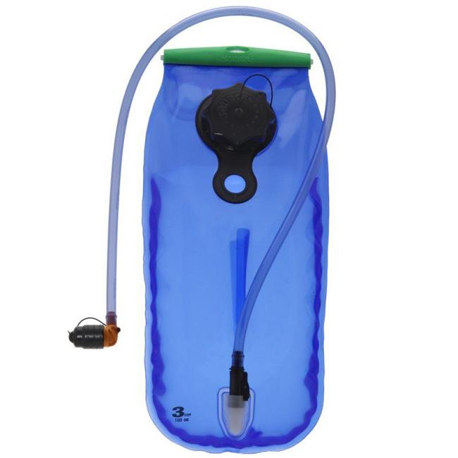 【鄉野情戶外用品店】 Source  以色列   WXP LP 抗菌水袋-3L/薄型吸管水袋/2060690203
