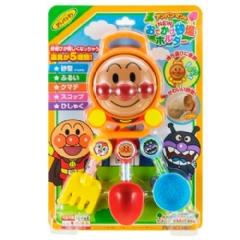 『日本代購品』麵包超人五合一 沙灘玩具  寶寶玩沙工具組