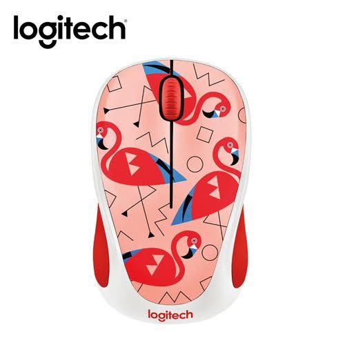 Logitech 羅技 M238  PARTY COLLECTION  無線滑鼠 -佛朗明哥舞