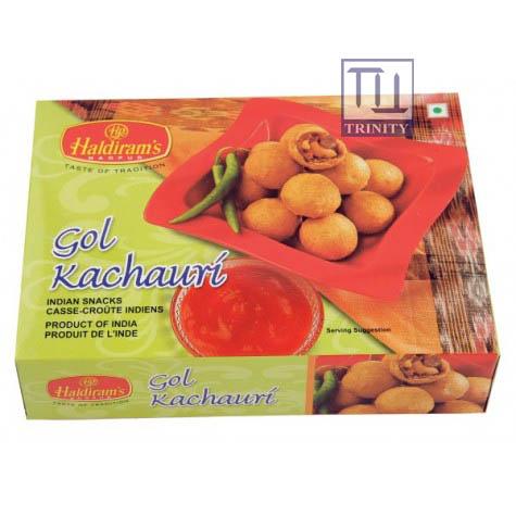 Gol Kachauri 印度咖哩泡芙休閒點心