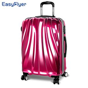EasyFlyer易飛翔-20吋 雞尾酒系列行李箱-蜜桃紅