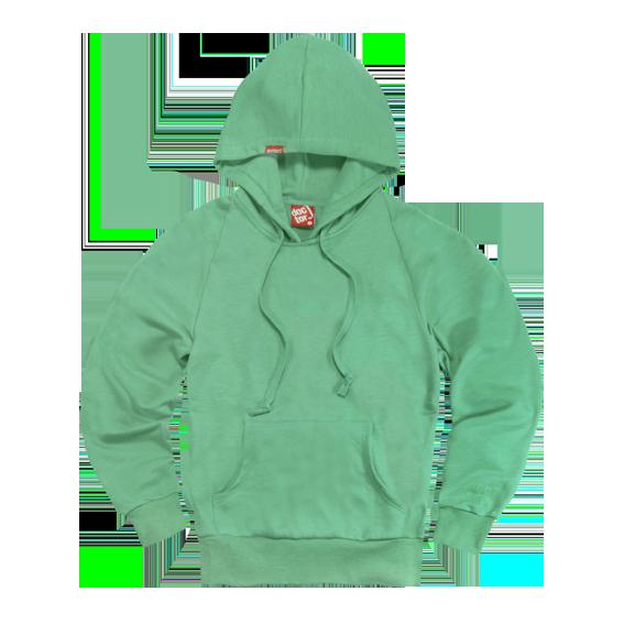 DoctorJ 素面帽T 綠色 (男/女款皆有)