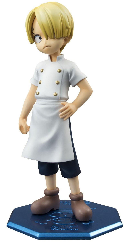 日版金證 POP CB-R1 小時候 香吉士 SANJI 海賊王 Excellent Model One Piece