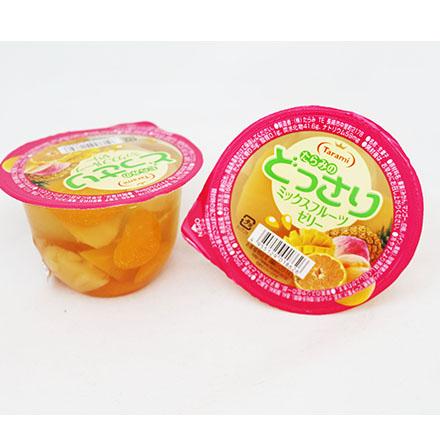 【敵富朗超巿】達樂美果凍杯-綜合水果