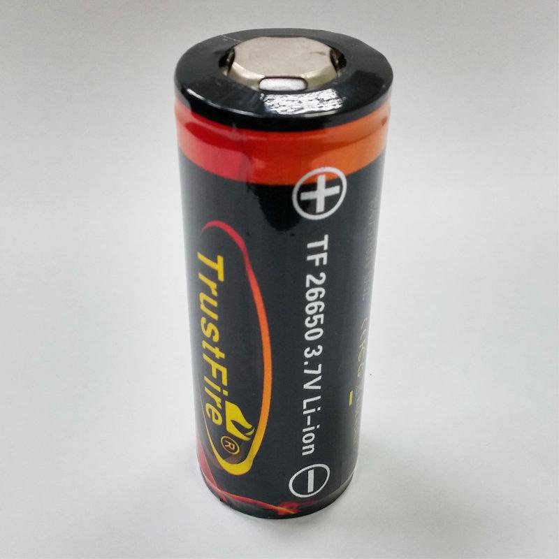 ARCHON奧瞳充電鋰電池26650 潛水