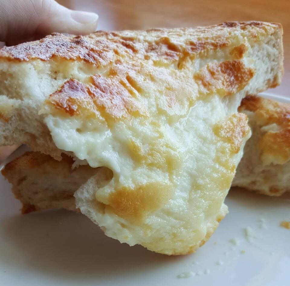 原味半熟乳酪奶酥(1個/袋) | 上班族早餐首選【法蘿Farro】