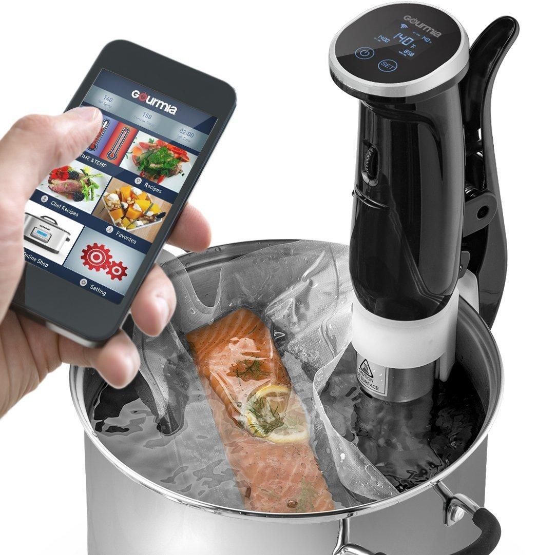 預購 Gourmia GSV150 WiFi SousVidePrecision Cooker 低溫烹調機 (ANOVA