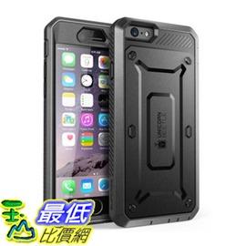[104美國直購] SUPCASE 手機殼 保護殼 保護套 五色 Heavy Duty iPhone 6 / 6s case 4.7 [Unicorn Beetle PRO Series] a135 粉/黑