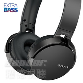 【曜德】SONY MDR-XB650BT 黑色 EXTRA BASS重低音 無線藍芽NFC ★免運★送收納盒★